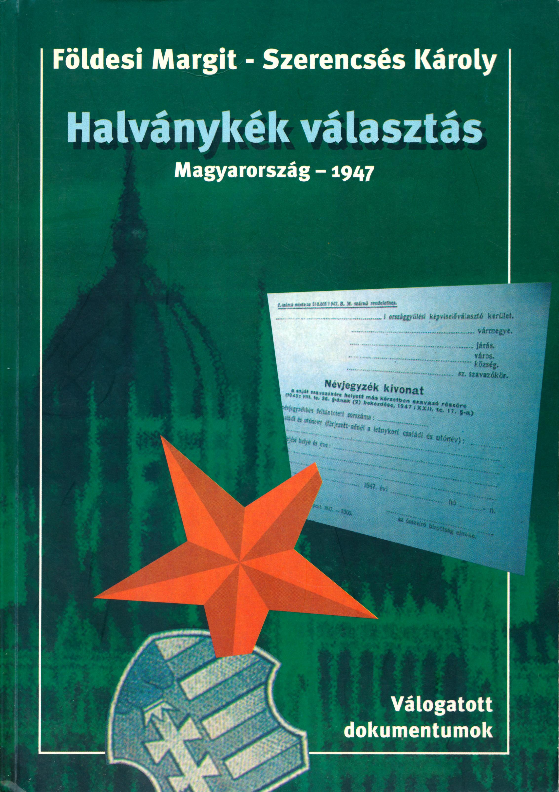 Halványkék választás – Magyarország – 1947