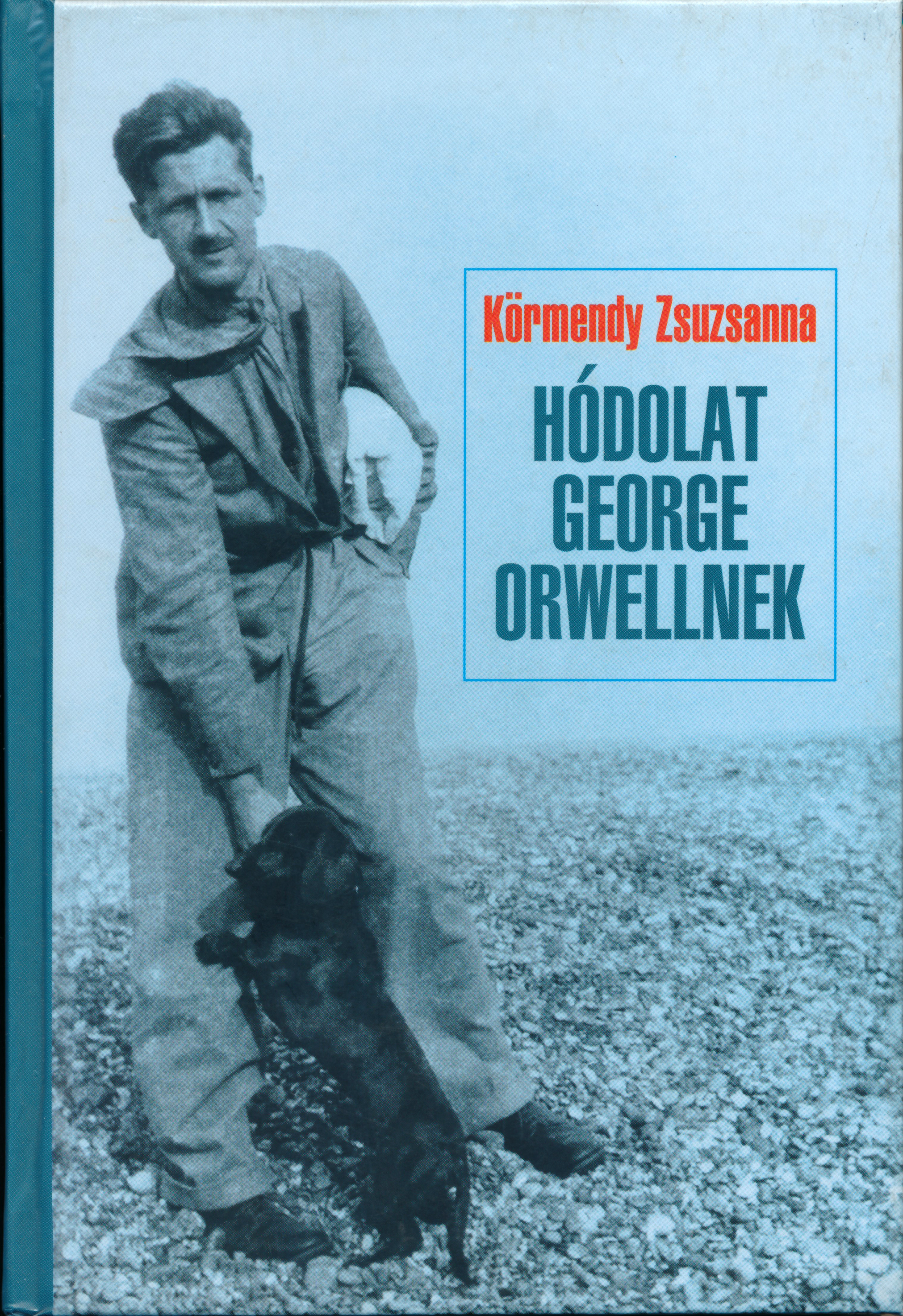 Hódolat George Orwellnek