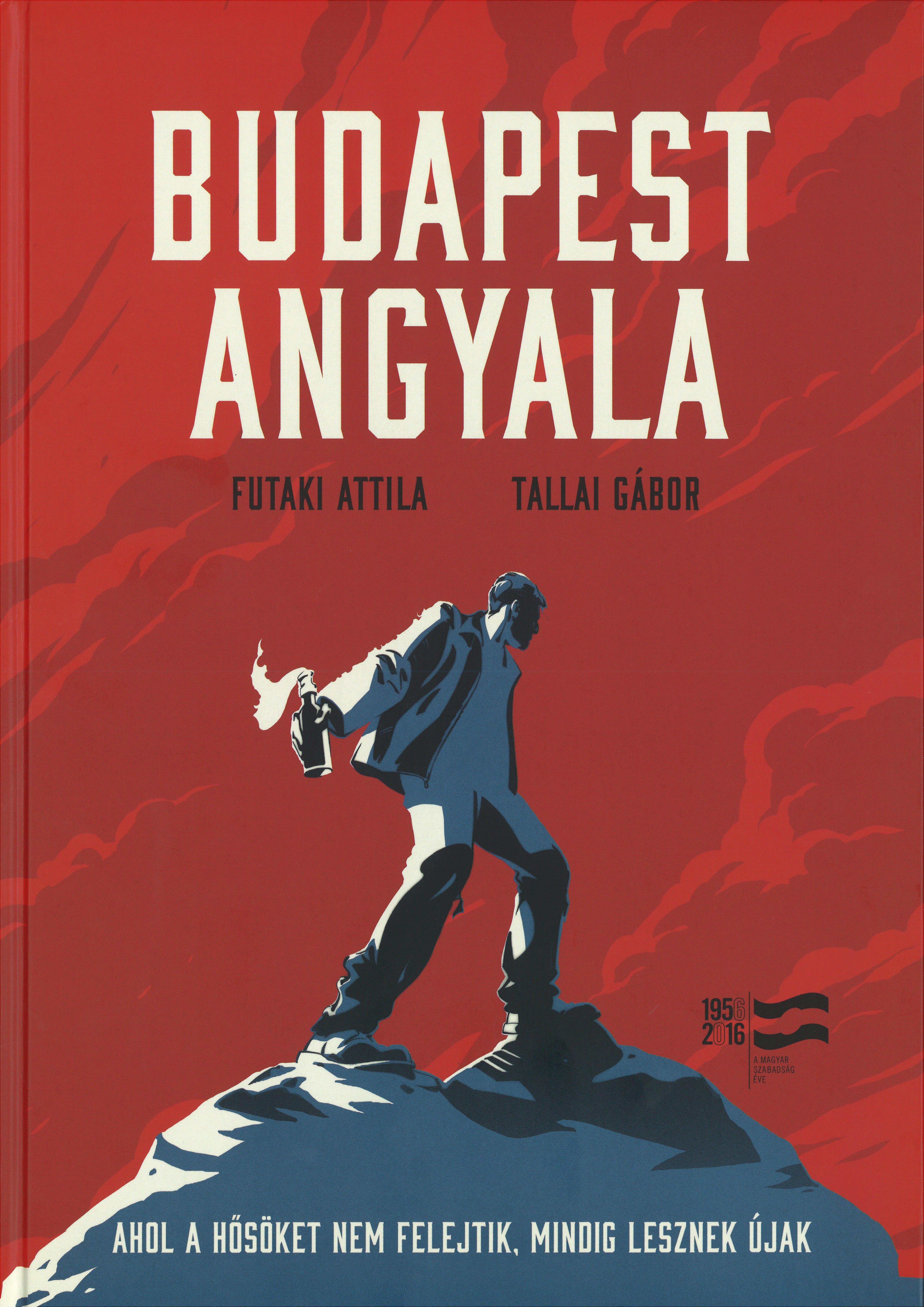 Budapest Angyala borító